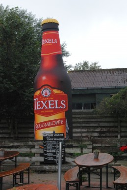 Texelse bierbrouwerij!