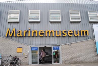 Marinemuseum Den Helder.